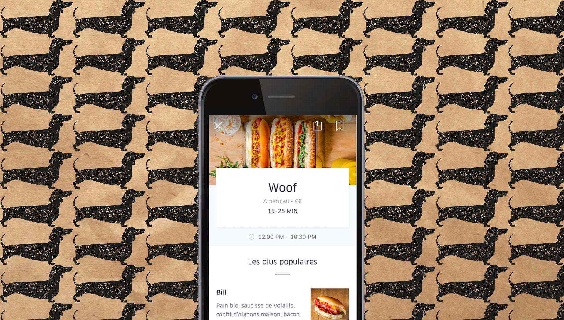 Votre hot-dog préféré sans bouger de chez vous !
