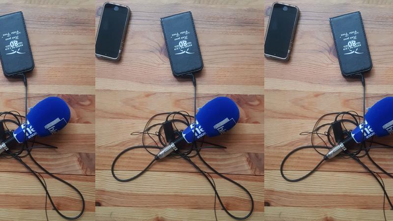 WOOF sur Radio France Bleu Gironde